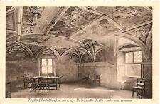TEGLIO ( Valtellina )  -  Palazzotto Besta - Sala della Creazione