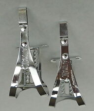 Paturaud Toe Clips for Herse Adjustable Vintage Bke Randonneur for Singer NOS