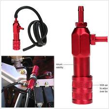 Aluminium Alloy MBC Adjustment Car Racing Manual Turbo Boost Controller Tool Red