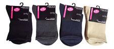 Unifarbene Damen-Socken & -Strümpfe für die Freizeit Hudson