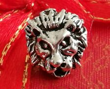 Charm Lion King Bead Charm Fits European Charm Bracelets Gift CH32