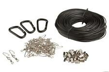 Rig'Em Right Waterfowl Diy Decoy Anchor System Kit 3 Dozen Clips Lines Crimps .