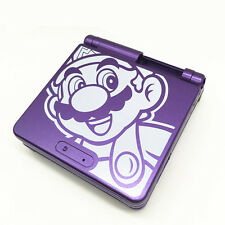 DK Purple Limited Housing Shell Case Cover f Nintendo Gameboy Advance SP GBA SP