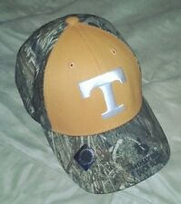 Tennessee Volunteers Hunting Cap Mossy Oak Camouflage Hat Liscensed UT Vols