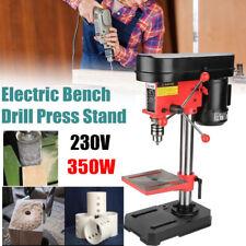 350W Electric Bench Drill Press Stand Mini Drilling Machine Drill Chuck 13mm