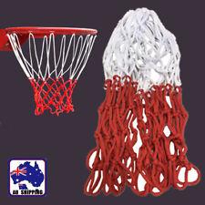 Standard Basketball Net Nylon Sports Rim Mesh Sport Thread Nets Pair OBNET 0101