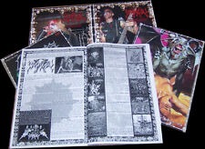 Satan sadique #2 (incl. poster) (Denial of God, impietY, Black metal, zine)