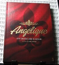 Angelique Limited Collectors Edition Blu-Ray w/ Book, Poster & Cards ~ Region B
