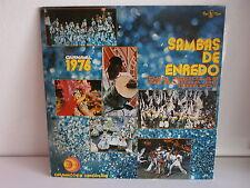 Sambas de enredo Das escolas de samba do grupo 1 Carnaval 1976 85040