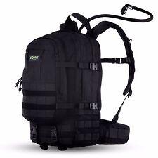 Source Tactical Hydration Cargo 20 Liter Assault Pack Black