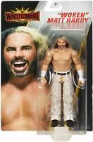 "MATTEL OFFICIAL WWE WRESTLEMANIA CORE 6"" ACTION FIGURES - WOKEN - NEW BOXED"