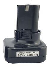 Thunderbird 12v  Cordless Clippers Sheep Shearing Handpiece Spare Battery