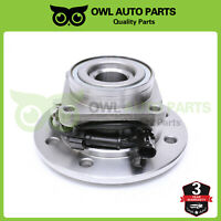 NEW Front Wheel Hub and Bearing Assembly for K3500 K2500 Chevy GMC w/ ABS 8Lug