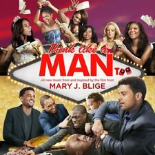 MARY J. BLIGE-THINK LIKE A MAN TOO (MUSIC FROM & INSPIRED BY THE...-JAPAN CD F30