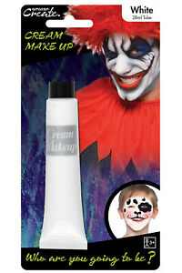 Create Face Paint Cream Tube Halloween Fancy Dress Party Body Stage Makeup
