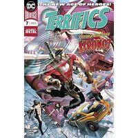 Terrifics #7 DC Comic 1st Print 2018 unread NM