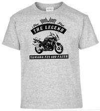 T-Shirt, Yamaha FZS 600 Fazer, Motorcycle, Bike, Oldtimer, Youngtimer