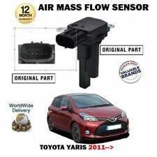 FOR TOYOTA YARIS 1.3 1.5 HYBRID 2011 > NEW ORIGINAL AIR MASS FLOW SENSOR