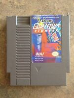 KABUKI QUANTUM FIGHTER NINTENDO GAME ORIGINAL NES HQ