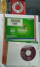New Sealed Dell Microsoft Windows XP Home Reinstallation Disc Version 2002 SP1a