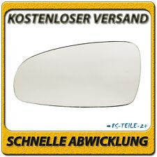 Spiegelglas für CHEVROLET / DAEWOO KALOS ab 2002 links Fahrerseite konvex
