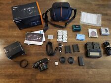 Sony Cyber-shot DSC-RX1RM2 RX1R II 42.4MP Digital Camera - $750+ of Accessories