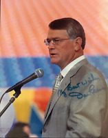 Dan Reeves Autographed 8x10 Football Photo