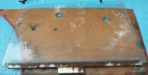 1964 and 1965 Ford Falcon  Right Rear Window Passenger 4 Door