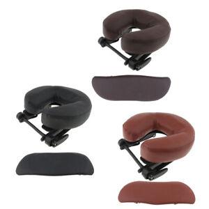 Flexible Massage Table Face Cradle Cushion Chair Headrest Soft Head Pillow