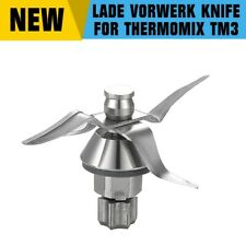 Blade Vorwerk Stainless Steel Knife for Thermomix TM31 Mixer Blender Spare Part