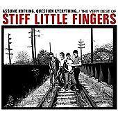 Stiff Little Fingers SLF VERY BEST OF 2 CD EX 42 HITS AT THE EDGE ALTERNATIVE UL