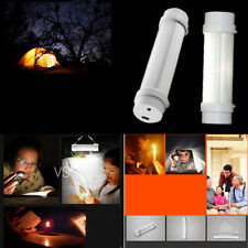 Outdoor USB Rechargeable LED Night Light Camp Hiking Emergency Lamp Flashlight