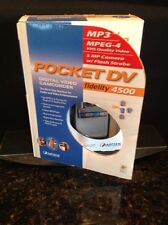 Aiptek Pocket DV Fidelity 4500 Digital Video Camcorder New In Box