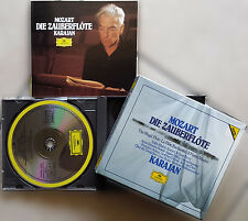 Wolfgang Amadeus Mozart, Die Zauberflöte, Ed. Deutsche Grammophon, 1980