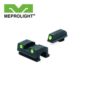 Meprolight Tru-Dot Night & Day Sight For Walther PPQ, PPQ M-Series- ML-18801