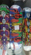 GILBERT AND GEORGE SET OF DECKS (3) SUPREME COLLABORATION SS19
