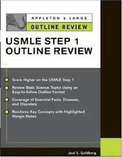 Appleton & Lange Outline Review for the USMLE Step 1-ExLibrary