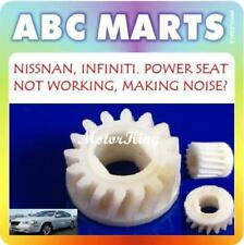 For Nissan Maxima Infiniti I35 Power Seat Track Rail Drive Gear Repair Kit C147