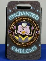 Disney ENCHANTED EMBLEMS The Little Mermaid URSULA LE 3000 Spinner Pin