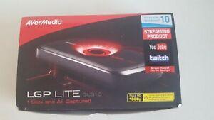 AverMedia LGP Lite GL310 Capture Card