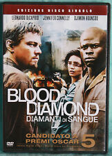 BLOOD DIAMOND / DIAMANTI DI SANGUE - DVD n.00055