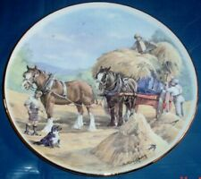Plates/Spoons Unmounted Horse Collectables