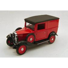 Fiat 508 Balilla 1935 Red/black 1 43 Rio Auto D'epoca Die cast Modellino