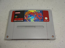 Super Metroid SNES Super Nintendo jeu uniquement le module