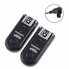 Yongnuo RF603 C3 Shutter release Flash Trigger for Canon 50D 7D 6D 5DII 5DIII