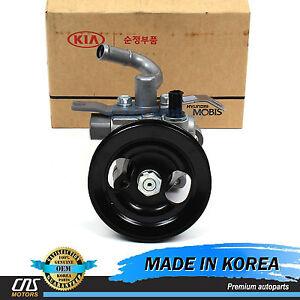 GENUINE Power Steering Pump for 2006-2011 Kia Rio Rio5 1.6L OEM 571001G000