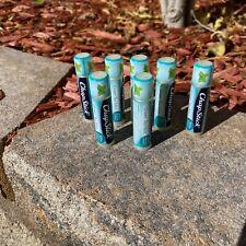 7x Green Tea & Mint Chapstick Brand New 100% Natural Lip Butter