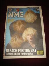 NME 1989 JULY 22 BIRDLAND PET SHOP BOYS BEASTIE BOYS TEXAS TOM PETTY LENNY HENRY