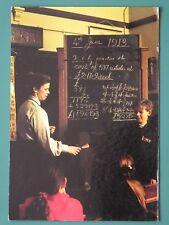 VINTAGE POSTCARD 1913 BOARD SCHOOL BEAMISH MUSEUM COUNTY DURHAM UK