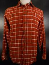 Nice Men's Large Wrangler Plaid Flannel Long Sleeve Button Shirt GUC